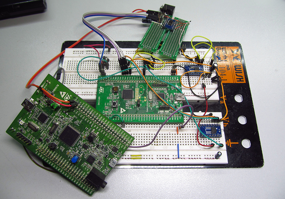 Разработка USB звуковой карты с цифровой передачей звука