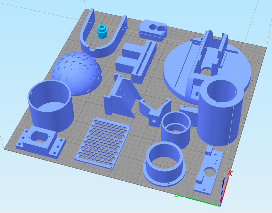 Еще раз про 3D печать