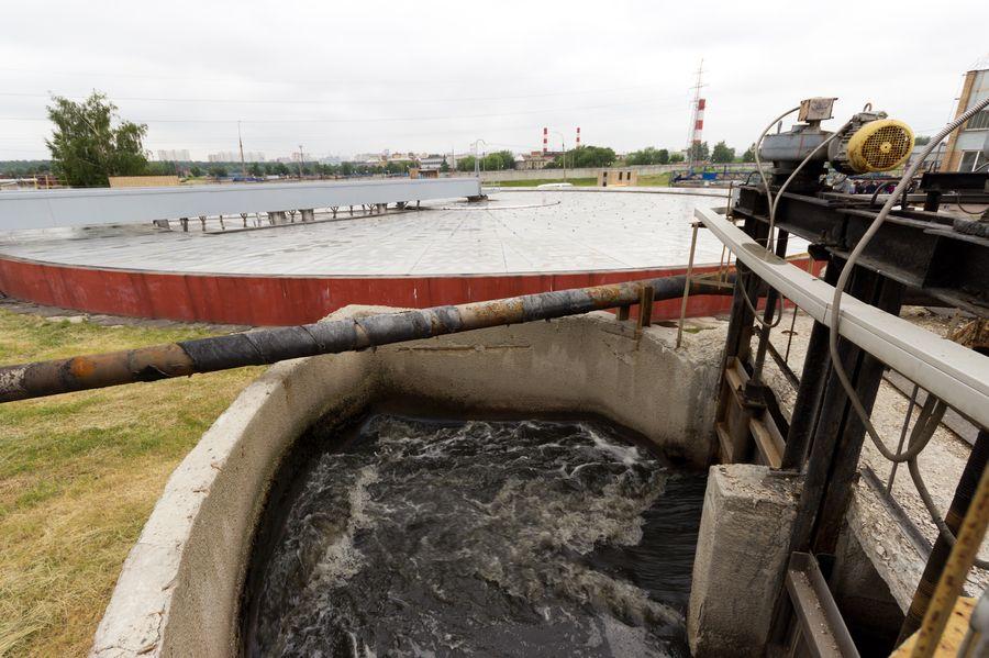 Как очищают сточные воды Москвы